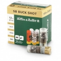 Sellier & Bellot Buck Shot 12/70 8,43mm 36g