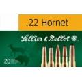 Sellier & Bellot .22 Hornet 2,9g