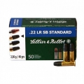 Sellier & Bellot  '22 LR SB Standard 2,56g