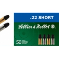 Sellier & Bellot .22 Short 1,8g