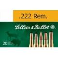 Sellier & Bellot 222 Rem 3,24g