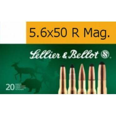 Náboje Sellier & Bellot  5,6x50 R Mag SP 3,24g