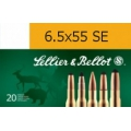 Sellier & Bellot 6,5x55 SE SP 9,1g