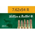 Sellier & Bellot 7,62x54 R SP 11,7g