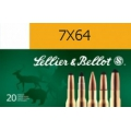 Sellier & Bellot 7x64 SP 9,1g