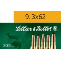 Sellier & Bellot 9,3x62 SP 18,5g