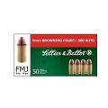 Sellier & Bellot 9mm Brow Court 6,0g