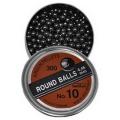 Round Balls č.10 4,46mm 300 ks