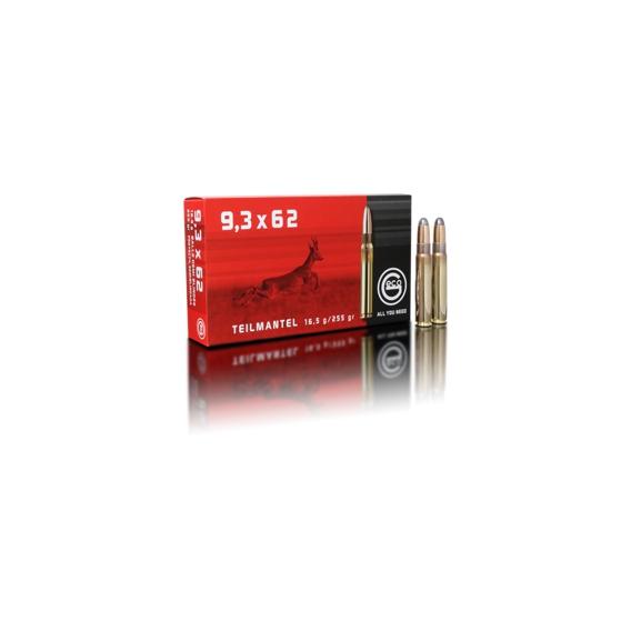 Náboje Geco 9,3x62 Teilmantel 16,5g