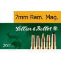 Sellier & Bellot SPCE 7mm Rem. Mag. 11,2g