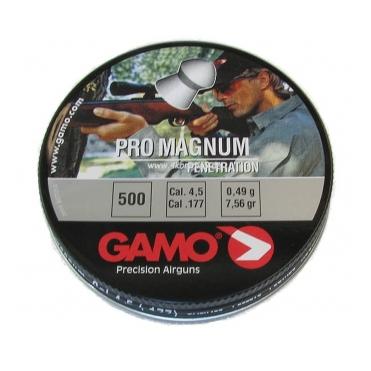Diabolky Gamo Pro Magnum 4,5mm 500 ks