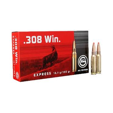 Náboje Geco 308 Win. Express 10,7g