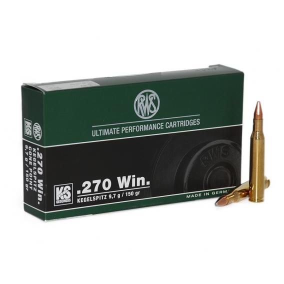 Náboje RWS 270 WIN 9,7g