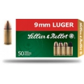 Sellier & Bellot 9mm Luger 7,5g