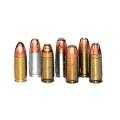 Pištoľové a revolverové strelivo